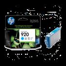 Brand New Original HP CH634AC (920) Ink / Inkjet Cyan