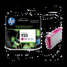 Brand New Original HP CH635AC (920) Ink / Inkjet Magenta