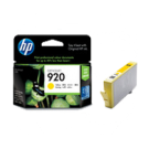 Brand New Original HP CH636AC (920) Ink / Inkjet Yellow