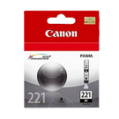 Brand New Original Canon CLI221BK Ink / Inkjet Cartridge Black