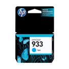 Brand New Original HP CN058AN 933 Ink / Inkjet Cartridge Cyan