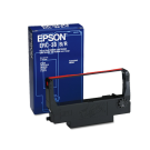 Brand New Original EPSON ERC38BR Ribbon Cartridge Black / Red