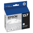 ~Brand New Original EPSON T157920 INK / INKJET Cartridge Light Light Black
