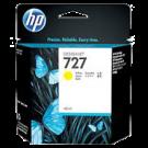 Brand New Original HP B3P15A (727) Ink/Inkjet Cartridge Yellow (40 ML)