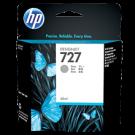 Brand New Original HP B3P18A (727) Ink/Inkjet Cartridge Gray (40 ML)