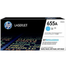 ~Brand New Original OEM-HP CF451A (655A) Laser Toner Cartridge Cyan