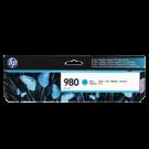 ~Brand New Original HP D8J07A (980) INK / INKJET Cartridge Cyan