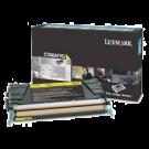 Brand New Original LEXMARK C746A1YG Laser Toner Cartridge Yellow