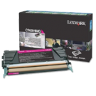 Brand new Original LEXMARK C748H1MG Laser Toner Cartridge Magenta