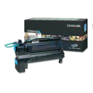Brand new Original LEXMARK C792X1CG Laser Toner Cartridge Cyan High Yield