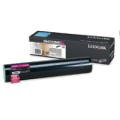 Brand New Original LEXMARK X945X2MG Laser Toner Cartridge Magenta High Yield