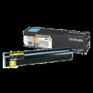 Brand New Original LEXMARK X945X2YG Laser Toner Cartridge Yellow High Yield