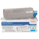 Brand New Original OKIDATA 43324403 Laser Toner Cartridge Cyan