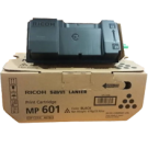 ~Brand New Original OEM-RICOH 407823 (MP601) Laser Toner Cartridge Black