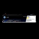 Brand New Original HP W2062A (HP 116A) Yellow Laser Toner Cartridge