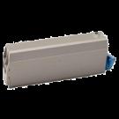 OKIDATA 41304207 Laser Toner Cartridge Cyan