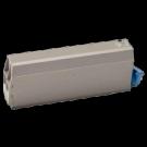 OKIDATA 41963005 Laser Toner Cartridge Yelllow