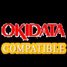 OKIDATA 41963601 Laser Toner Cartridge Yellow