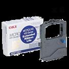 ~Brand New Original OKIDATA 42377801 Black Ribbon (6-Pack)