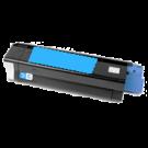 OKIDATA 43034803 Laser Toner Cartridge Cyan