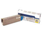 OKIDATA 43487733 Laser Toner Cartridge Yellow