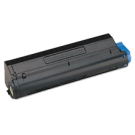 OKIDATA 43502001 Laser Toner Cartridge High Yield