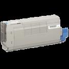 OKIDATA 43866103 Laser Toner Cartridge Cyan