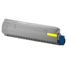 OKIDATA 44059109 (Type C14) Laser Toner Cartridge Yellow