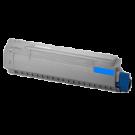 OKIDATA 44059111 (Type C14) Laser Toner Cartridge Cyan