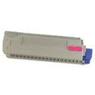 ~Brand New Original OKIDATA 44059214 Laser Toner Cartridge Magenta