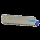OKIDATA 44059215 Laser Toner Cartridge Cyan