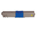 OKIDATA 44469719 (Type C17) High Yield Laser Toner Cartridge Yellow