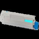 Okidata 44844511 Laser Toner Cartridge Cyan