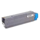 OKIDATA 43324466 Laser Toner Cartridge Yellow