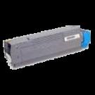 OKIDATA 43324468 Laser Toner Cartridge Cyan