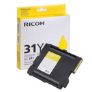 Brand New Original Ricoh 405691 (GC-31Y) Ink/Inkjet Cartridge Yellow