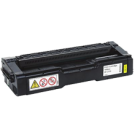 RICOH 406478 (Type SPC310HA) Laser Toner Cartrdige Yellow