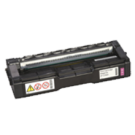 RICOH 407655 (C252HA) Laser Toner Cartridge Magenta