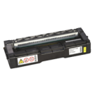 RICOH 407656 (C252HA) Laser Toner Cartridge Yellow