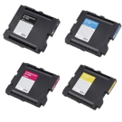 RICOH GC-31 INK/INKJET Cartridge Set Black Cyan Yellow Magenta