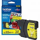 Brother LC65Y Ink Cartridge Yellow