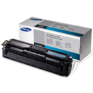 ~Brand New Original SAMSUNG CLT-C504S Laser Toner Cartridge Cyan