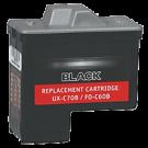 SHARP UXC70B INK / INKJET Cartridge Black