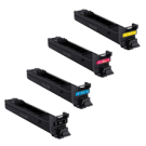 SHARP MX-C40NT Laser Toner Cartridge SET Black Cyan Yellow Magenta