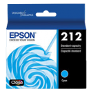 Brand New Original Epson T212220 Cyan INK / INKJET Cartridge