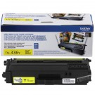 ~Brand New Original OEM BROTHER TN336Y High Yield Laser Toner Cartridge Yellow