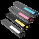 TOSHIBA TFC30U Laser Toner Cartridge Set Black Cyan Magenta Yellow