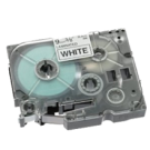 "BROTHER P-Touch Label Tape - 3/8"" x 26' Black on White"