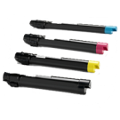 XEROX 7425 / 7428 / 7435 Laser Toner Cartridge Set Black Cyan Yellow Magenta