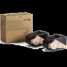 ~Brand New Original XEROX 106R02605 Laser Toner Cartridge Black Dual Pack